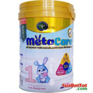 Sữa Meta Care 1 mới