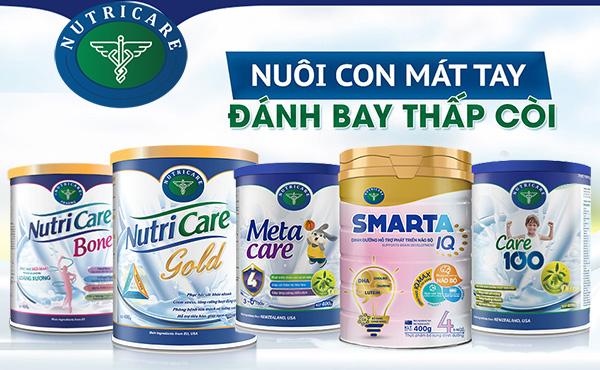 Sữa Nutricare