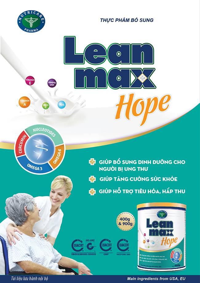 Sữa Leanmax hope
