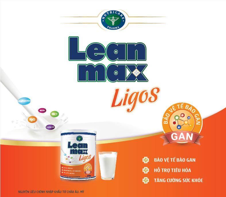 Sữa Leanmax Ligos