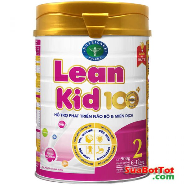 Sữa LeanKid 100+ số 2