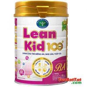 Sữa LeanKid 100 BA