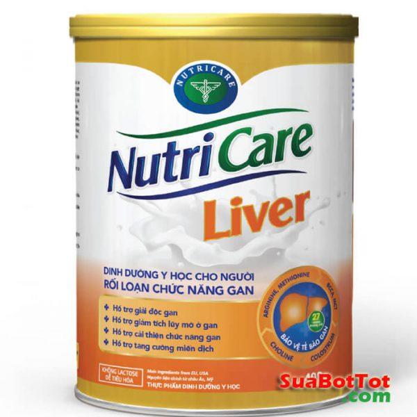 Sữa Nutricare Liver