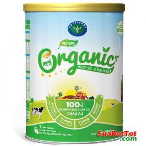 Sữa Nutricare Organic