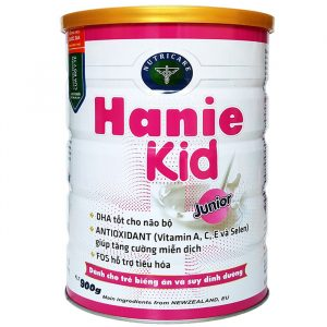 Sữa Hanie Kid Junior