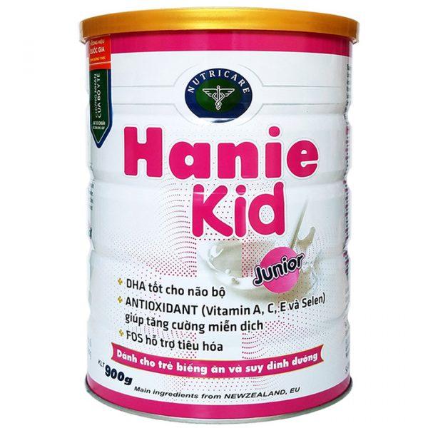 Sữa Hanie Kid Junior